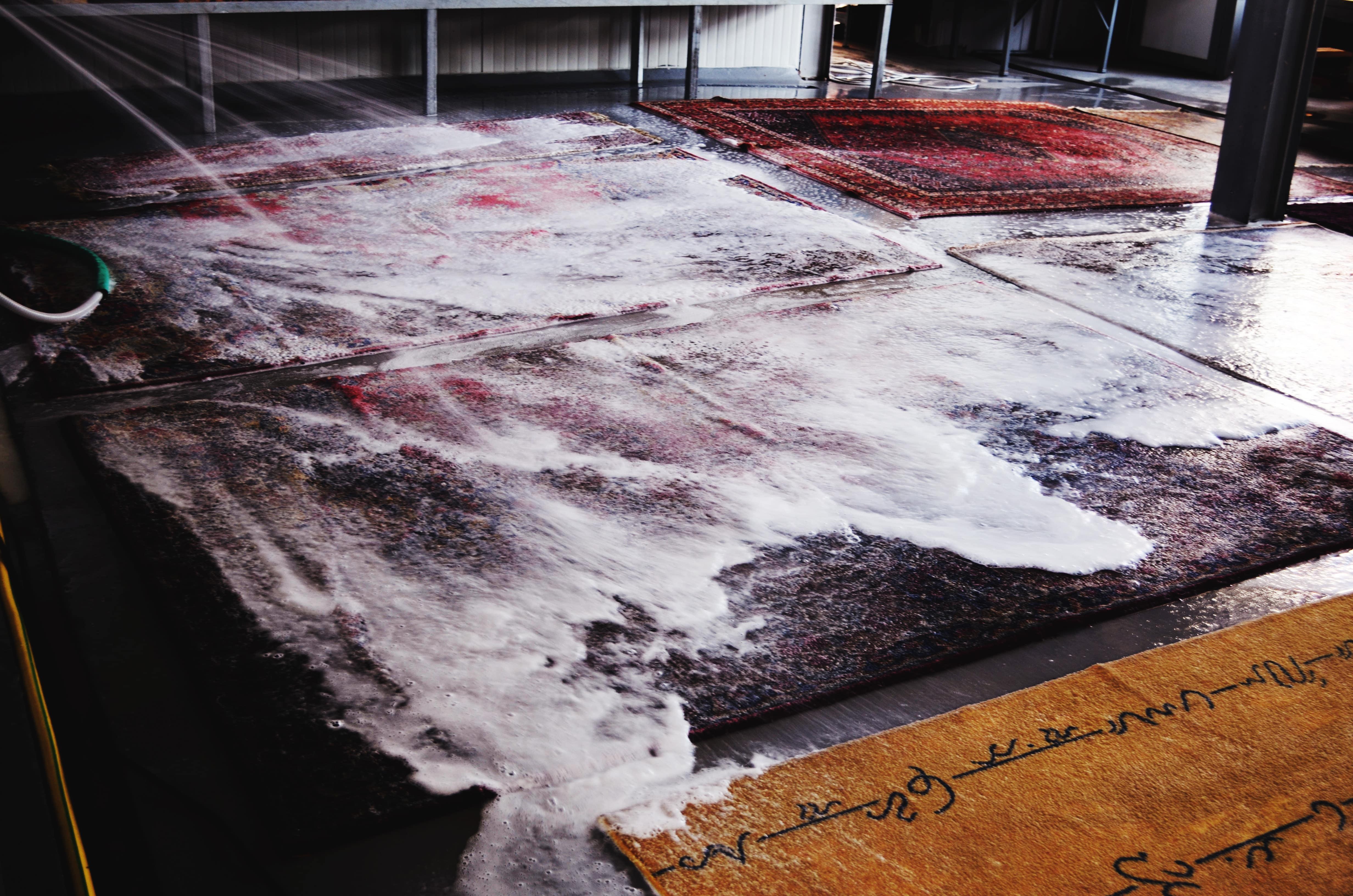 Работен процес Тепавица Барите